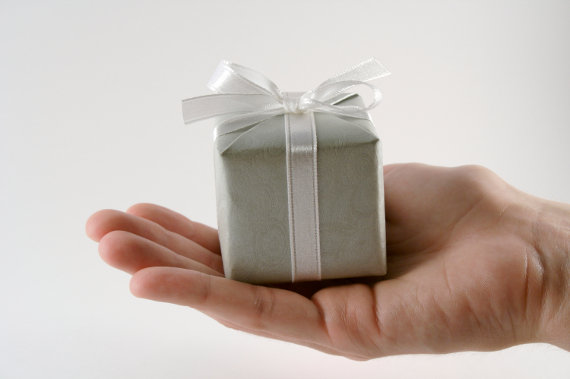 New Gift Aid Declaration Forms
