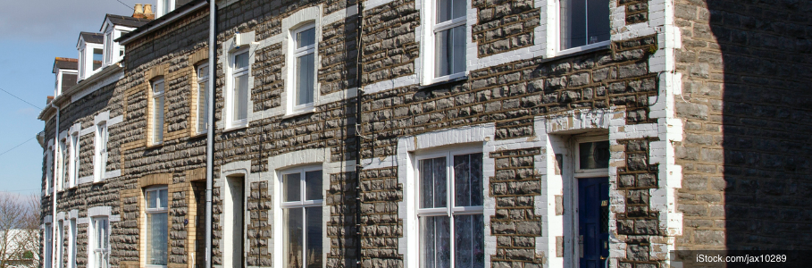 Traditional Houses in Cardiff